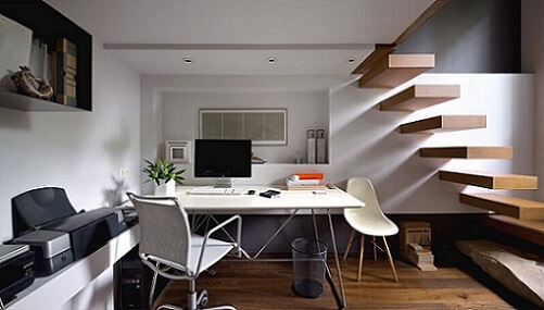 19 Home Office Design Ideas Decor Desks Layout Paint And More Square One