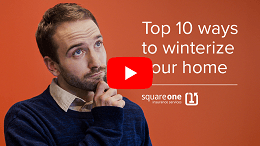 Thumbnail of the Winterizing Your Home video