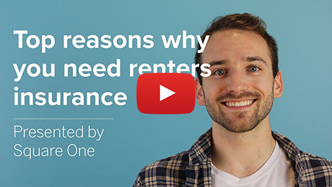 Thumbnail of the Why Do I Need Renters Insurance video