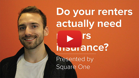 Thumbnail of the Why Do Your Renters Need Renters Insurance video