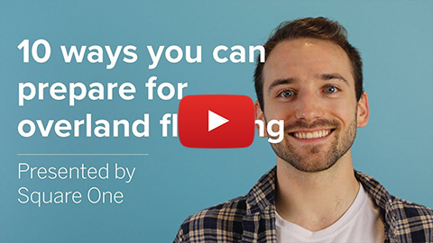 Thumbnail of the Top 10 Ways You Can Prepare For Overland Flooding video